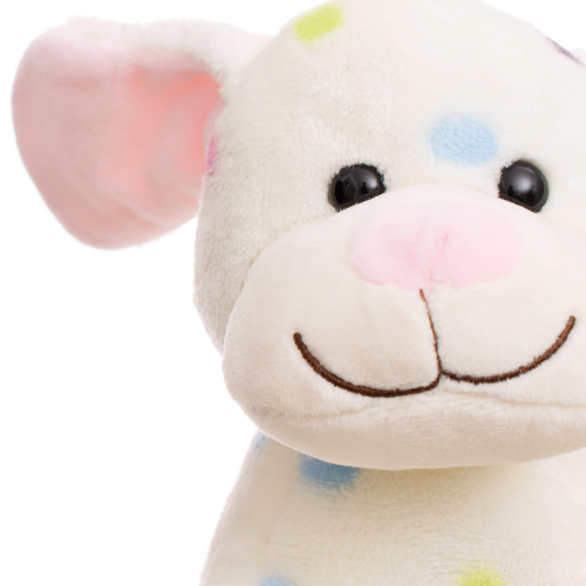 Baby Hug - Catelus din plus pentru fetita