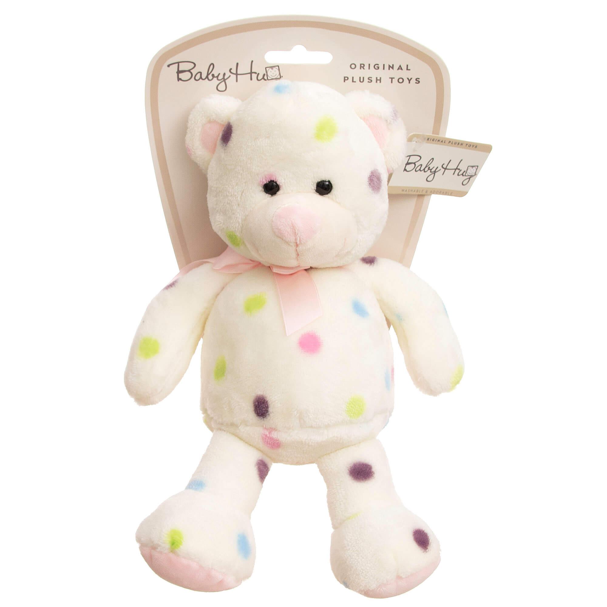 Baby Hug - Ursulet din plus pentru fetita