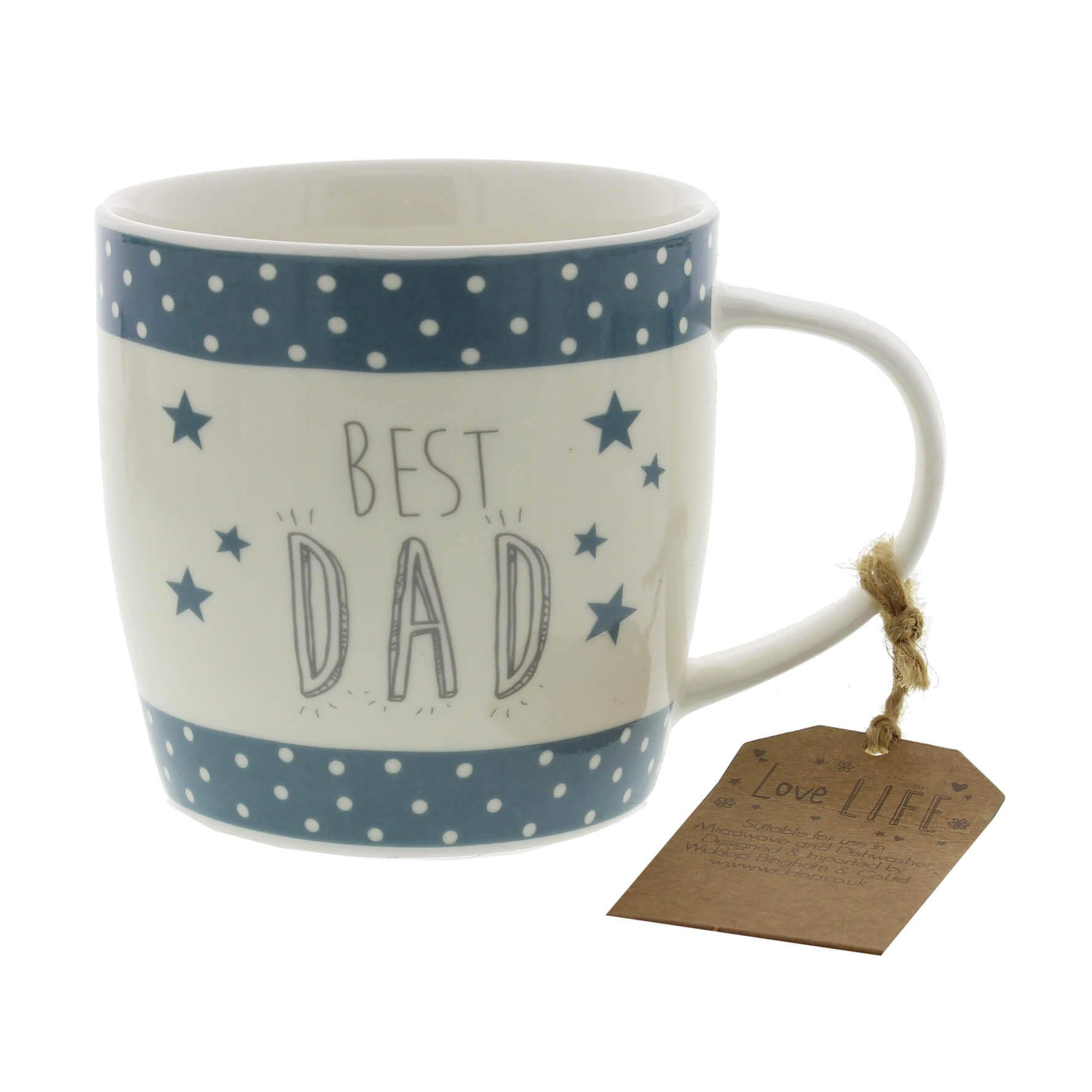 Cana din ceramica Best Dad