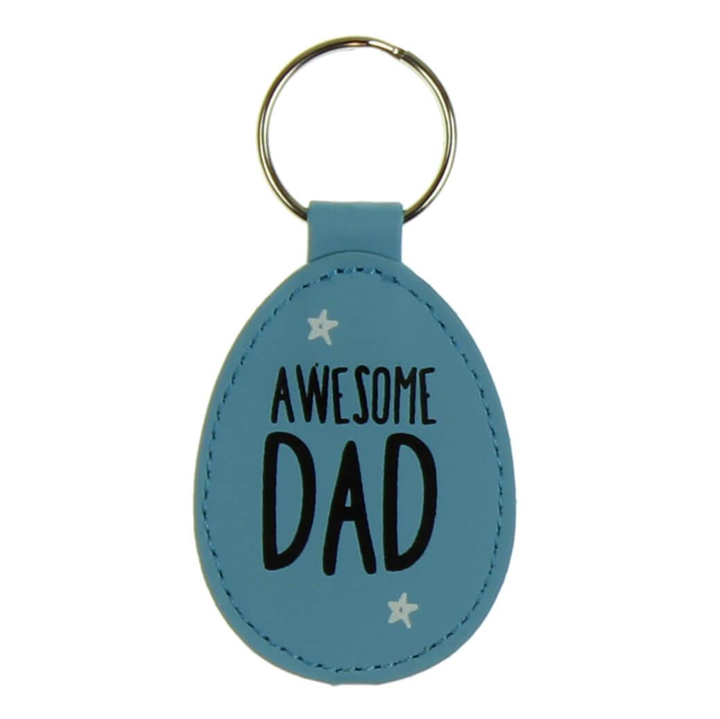 Eggcellent - Breloc pentru chei Awesome Dad