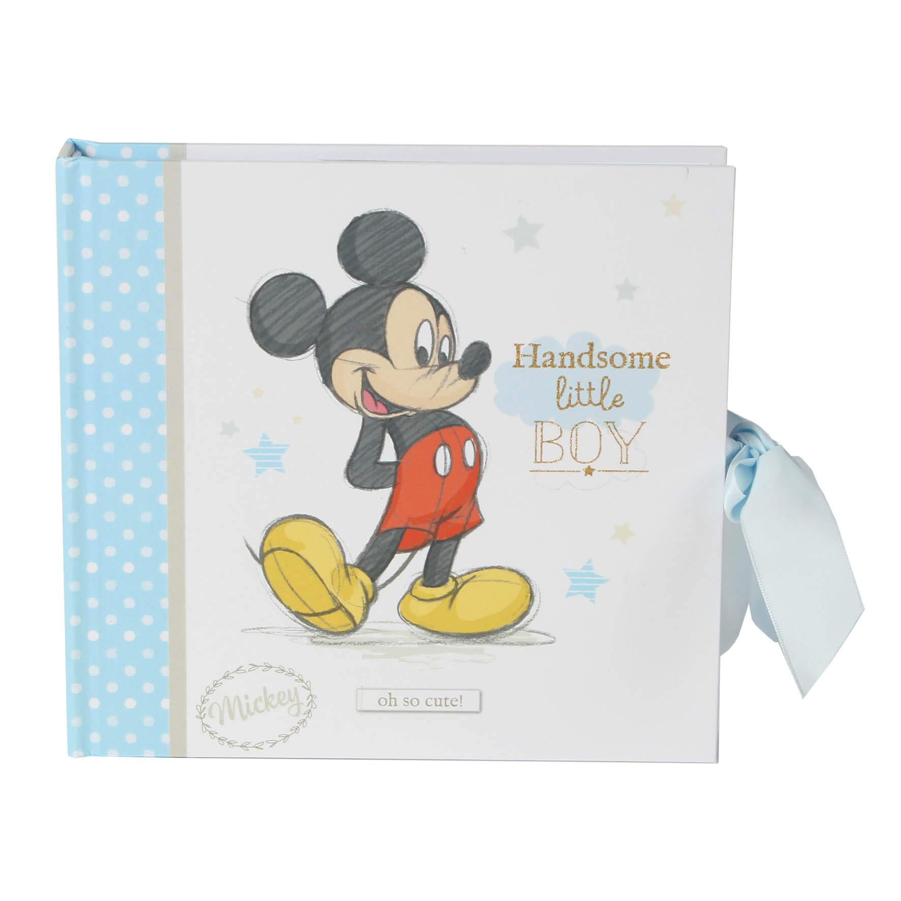 Disney Magical Beginnings - Album foto Mickey Handsome