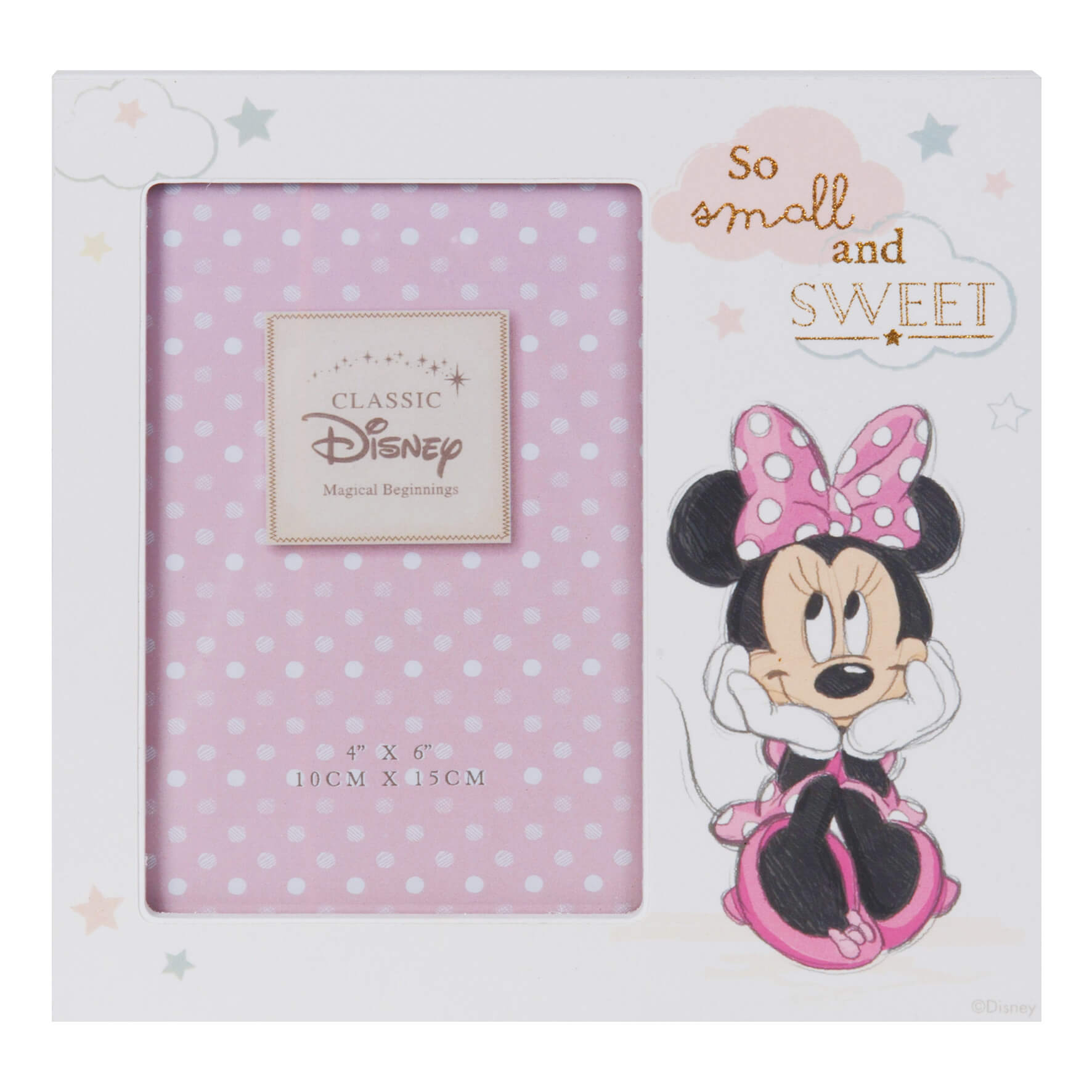 Disney Magical Beginnings - Rama foto Minnie So Small and Sweet