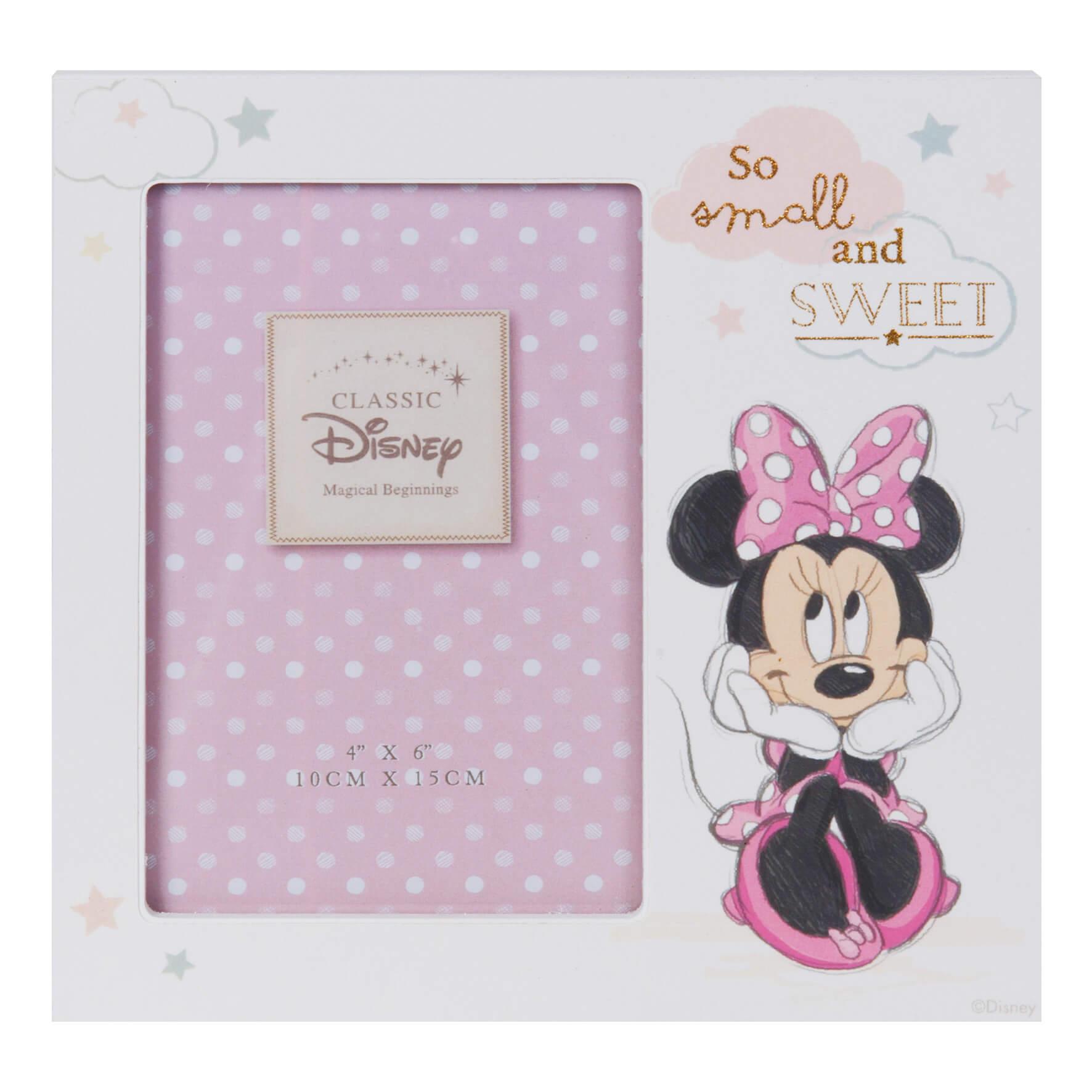 Disney Magical Beginnings - Rama foto Minnie So Small and Sweet