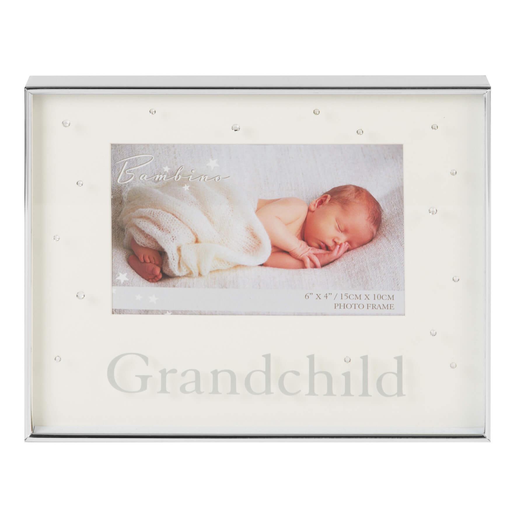 Bambino by Juliana - Rama cu margini argintate Grandchild