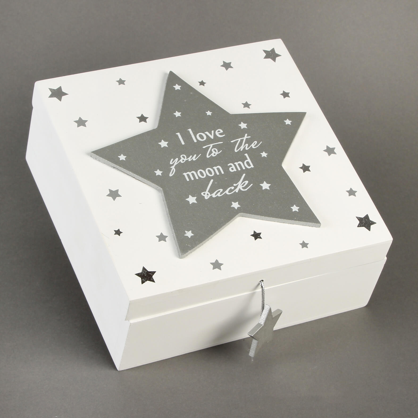 Twinkle Twinkle - Cutie pastrare amintiri din MDF