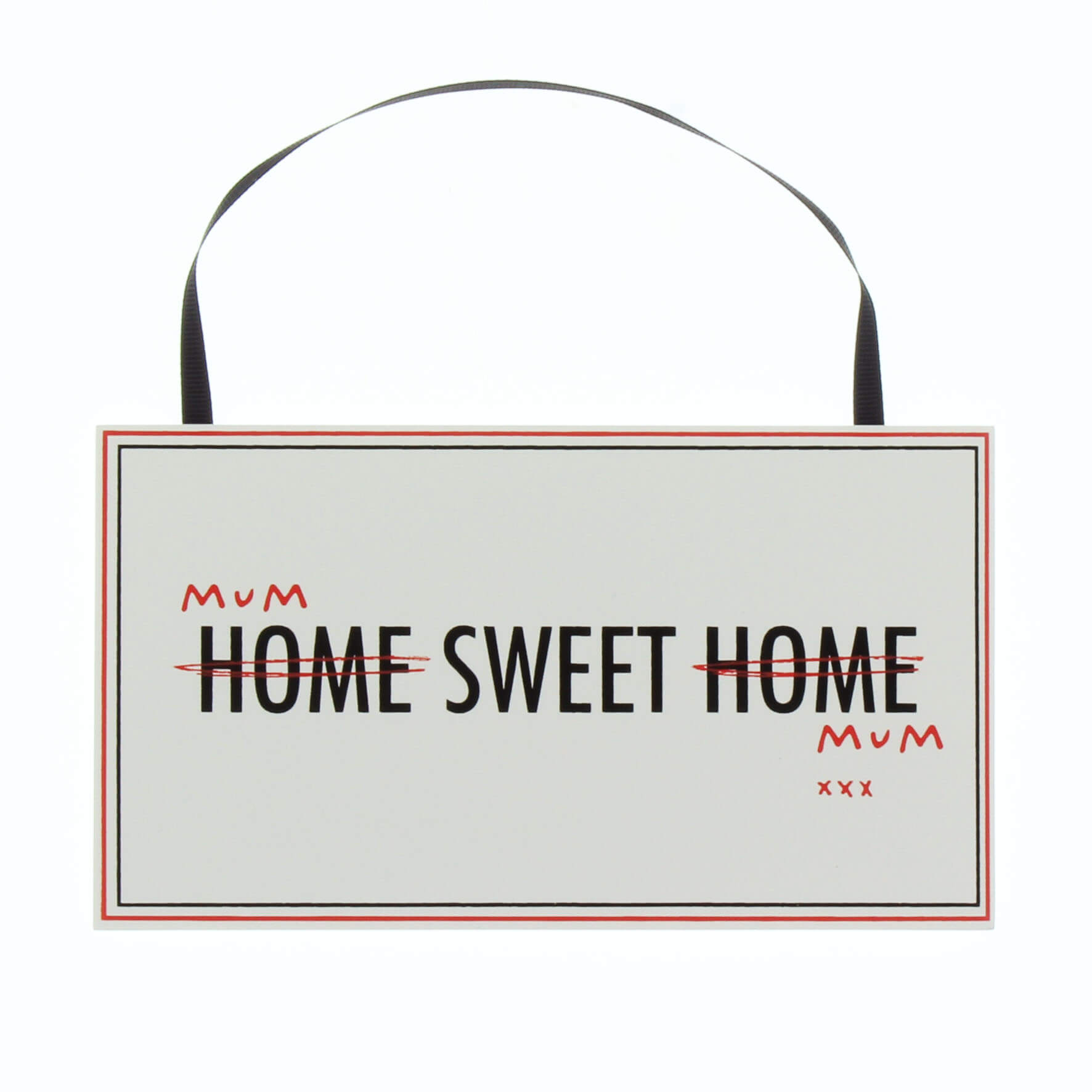 Placuta MDF Home Sweet Home