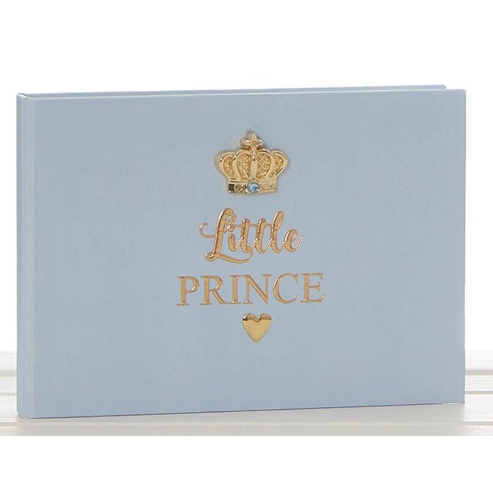 Album foto bleu Little Prince