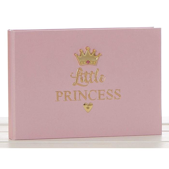 Album foto roz Little Princess