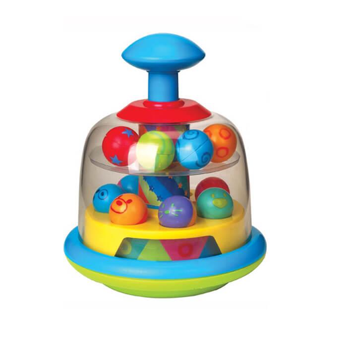 Fun Time - Jucarie rotativa cu bilute