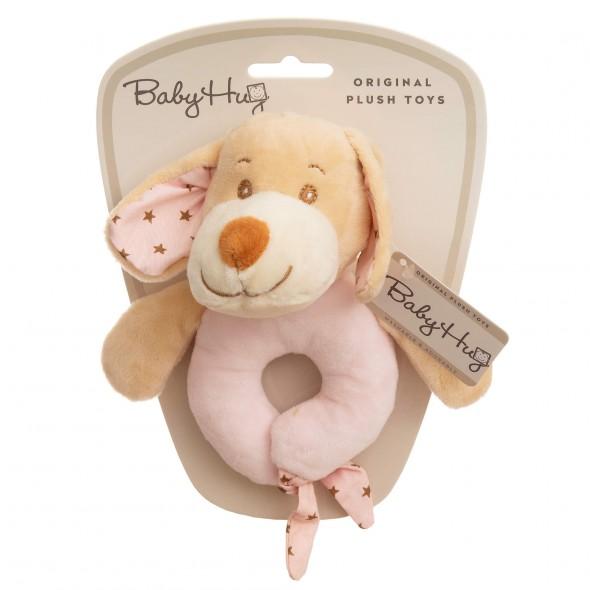 Baby Hug - Catelus roz zornaitor