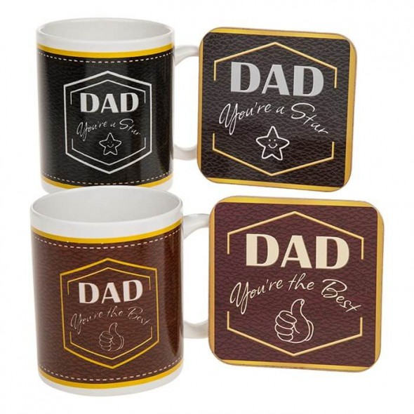 Cana si suport Dad, you are a star and Dad, you are the best