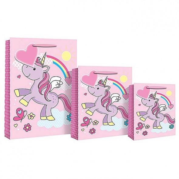 Punga de cadou medie Unicorn