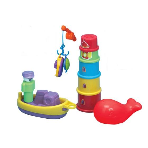 Fun Time - Set de jucarii pentru baie