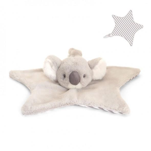 Jucarie atasament cu paturica si ursulet Koala Keel Toys