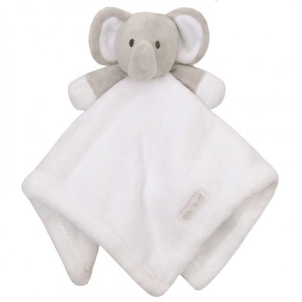 Paturica jucarie bebe cu elefantel Baby Town