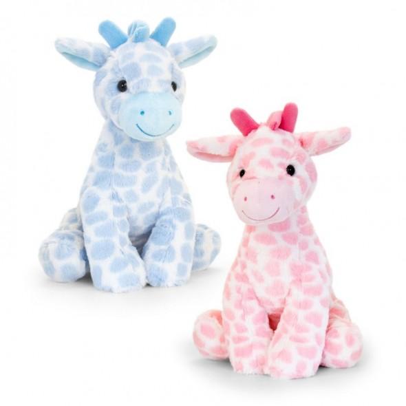 Jucarie de plus girafa 26 cm Keel Toys
