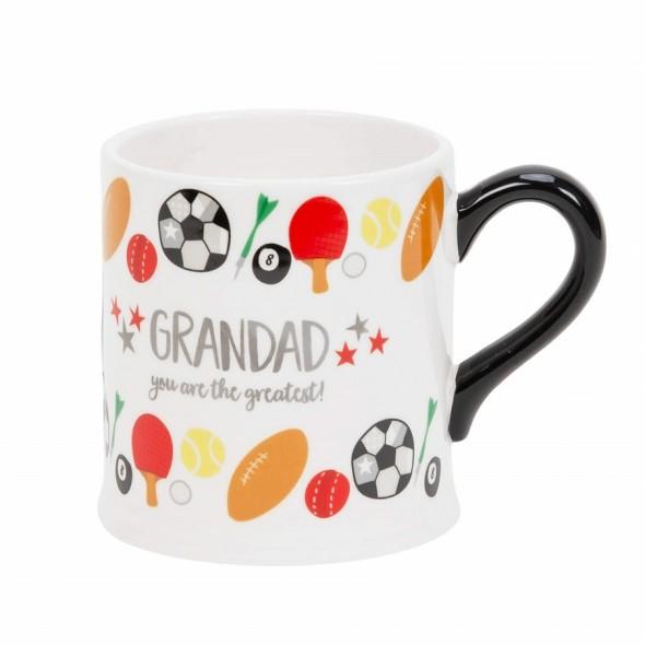 Cana din ceramica Grandad the Greatest
