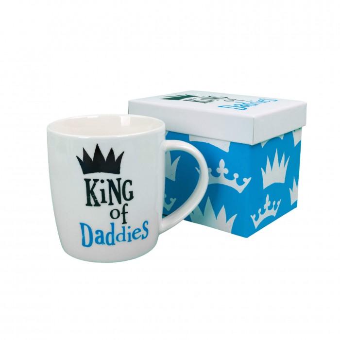 Cana cu mesaj King of Daddies
