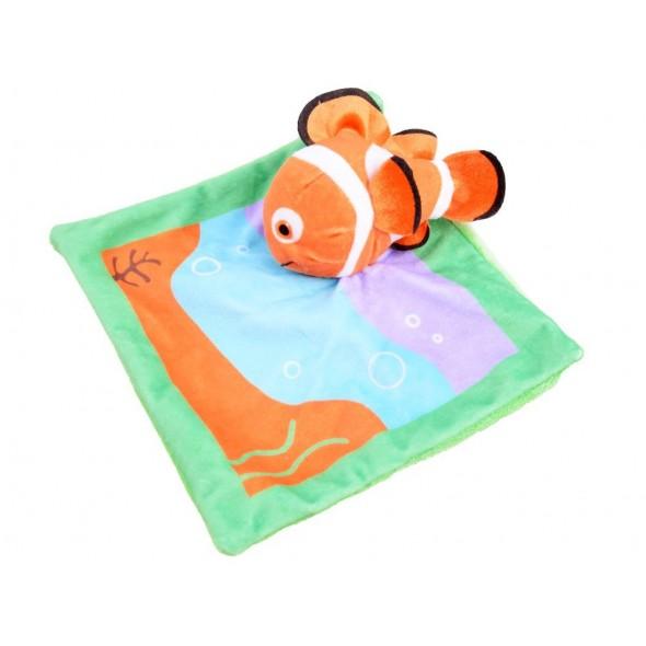 Jucarie cu paturica Nemo Disney krbaby.ro