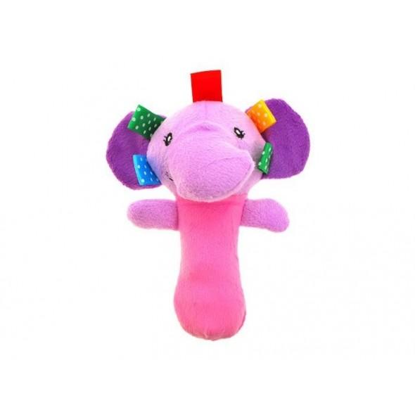 Jucarie de plus zornaitoare model elefantel