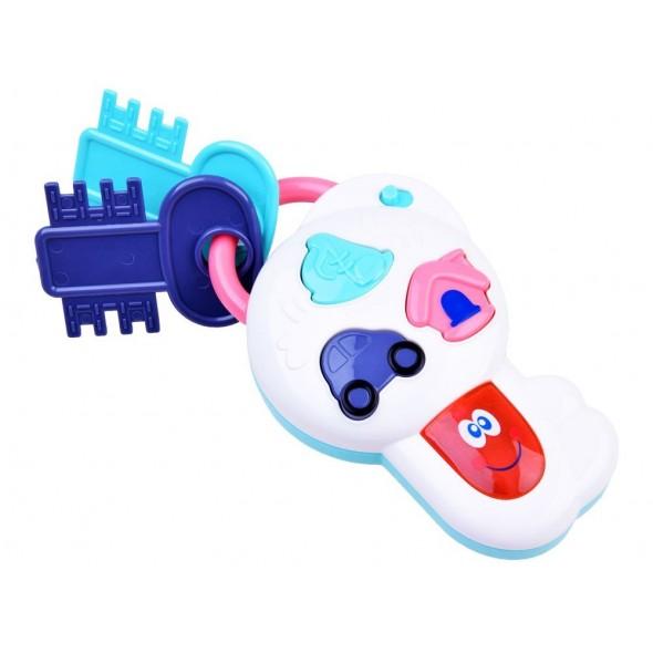 Jucarie pentru bebelusi - chei de masina
