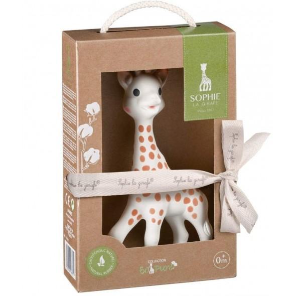 Girafa Sophie in cutie cadou Pret a Offrir krbaby.ro