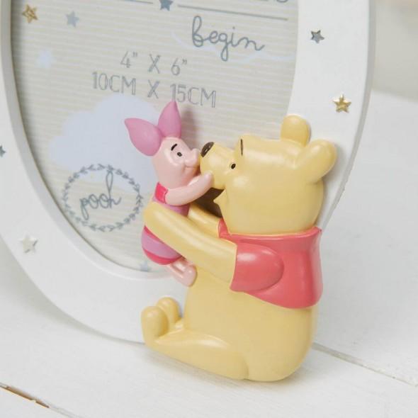 Disney Magical Beginnings - Rama foto ovala Winnie the Pooh