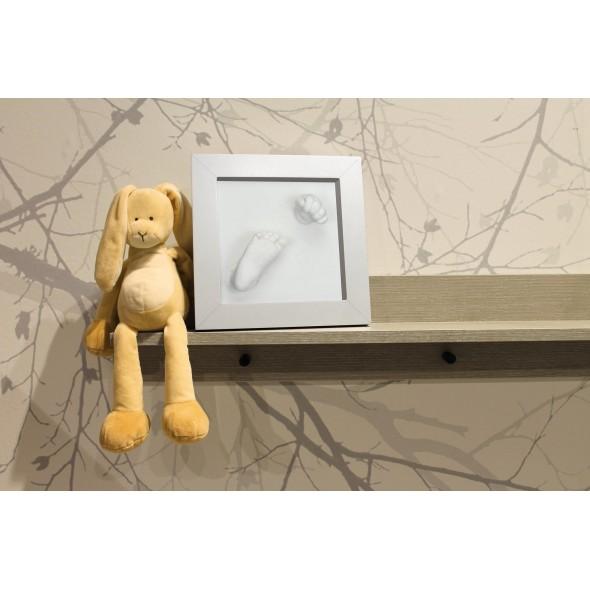 Happy Hands - Kit rama amprenta bebe 3D krbaby.ro