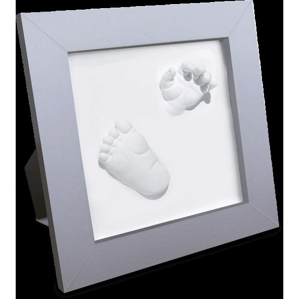 Happy Hands - Kit rama amprenta bebe 3D
