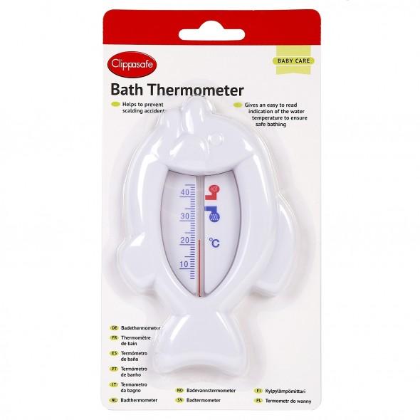 Termometru pentru baie pestisor Clipsafe