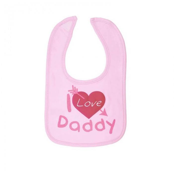Baveta I love daddy roz