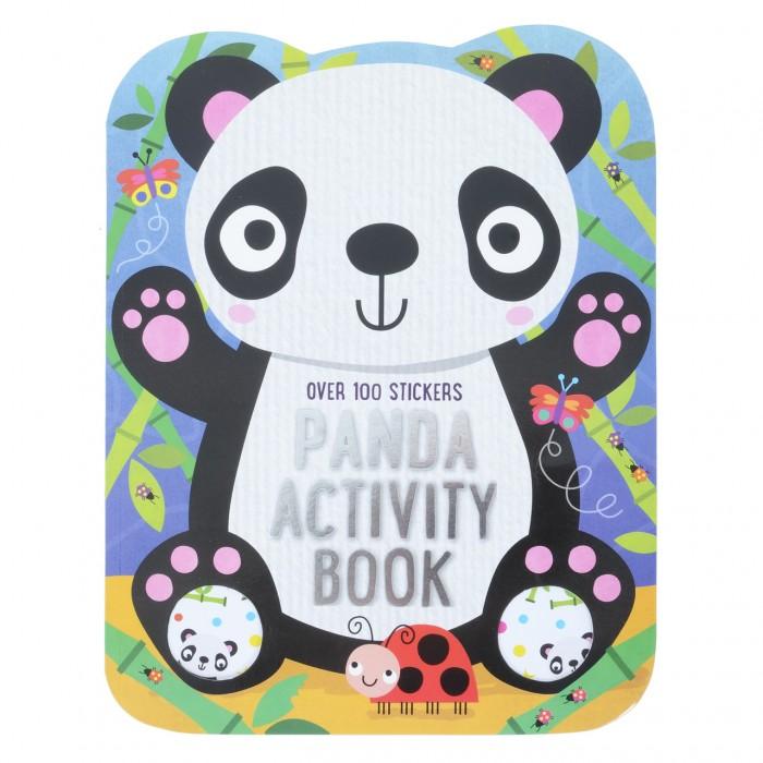 Carte cu activitati pentru copii Panda