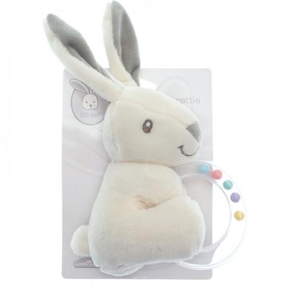 Jucarie cu zornaitoare iepuras Little Bunny