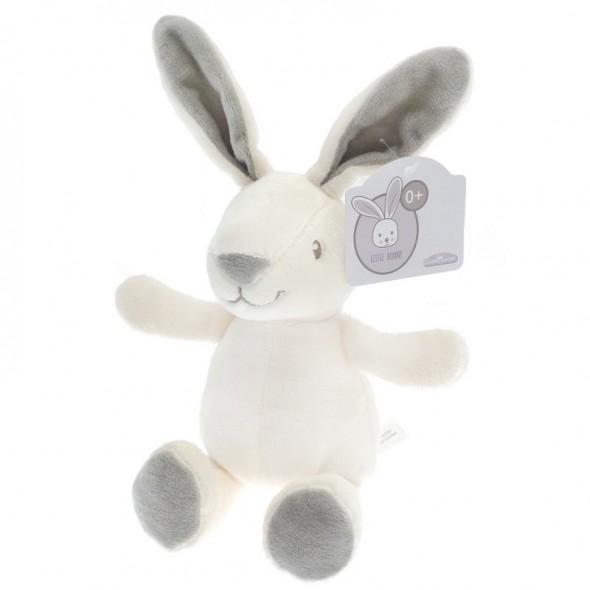 Jucarie de plus iepuras Little Bunny