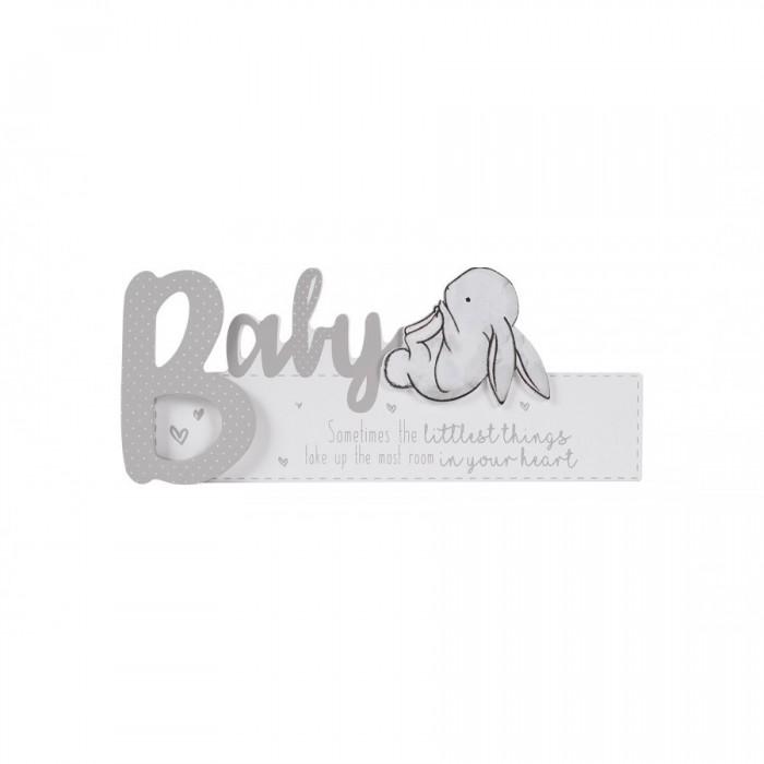 Hugs and Kisses - Placuta cu iepuras Baby