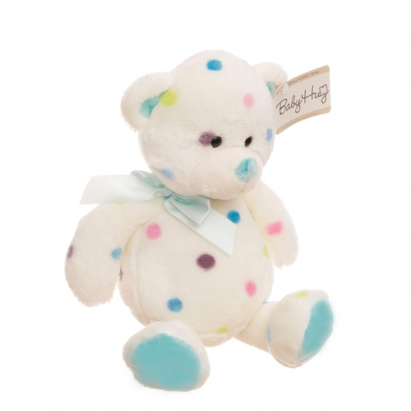 Baby Hug - Ursulet din plus pentru baietel krbaby.ro