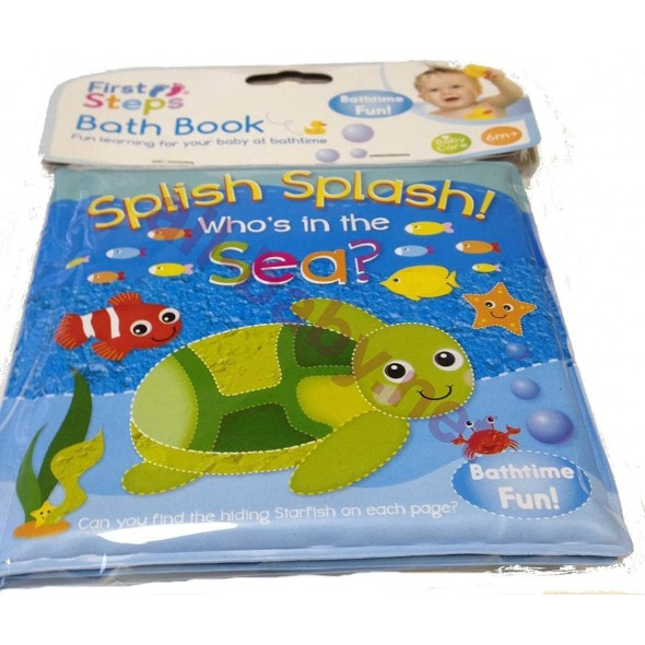 Carticica educativa pentru baie