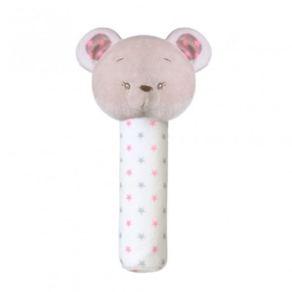 Jucarie chitaitoare pentru bebelusi ursuletul Suzie BabyOno