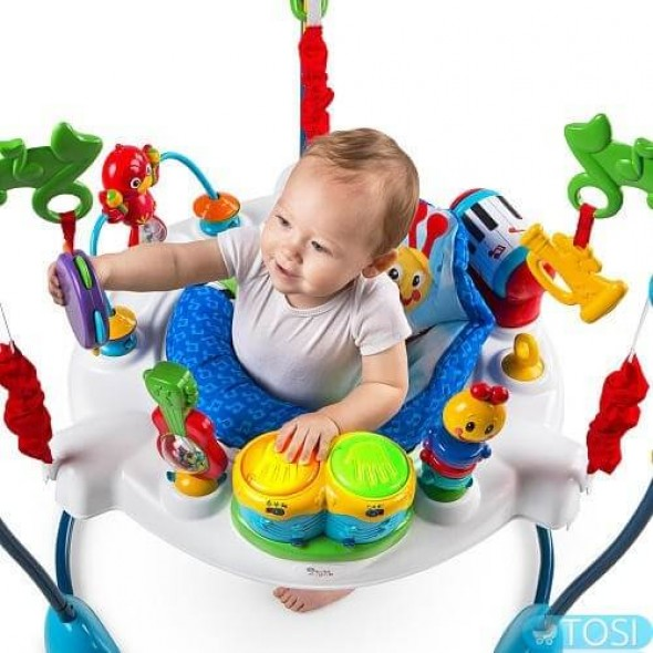 Baby Einstein - Jumper Neighborhood Symphony Activity krbaby.ro