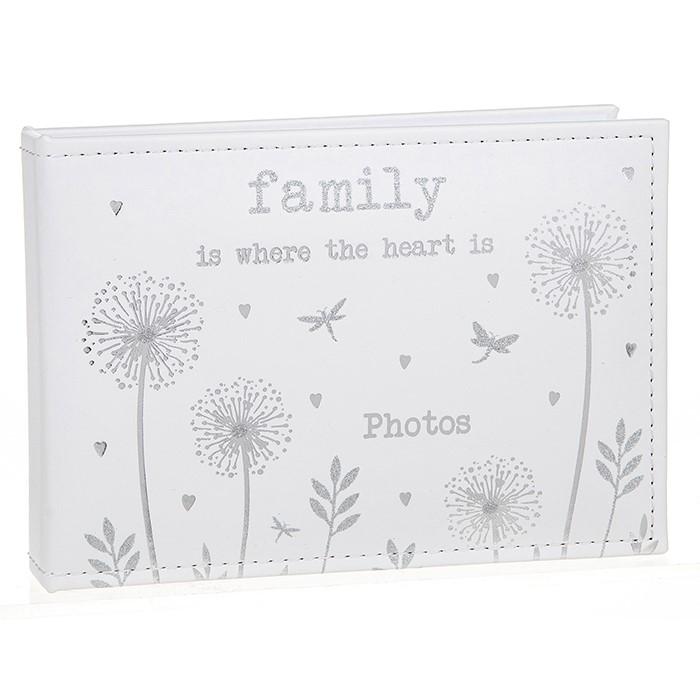 Album foto pentru familie