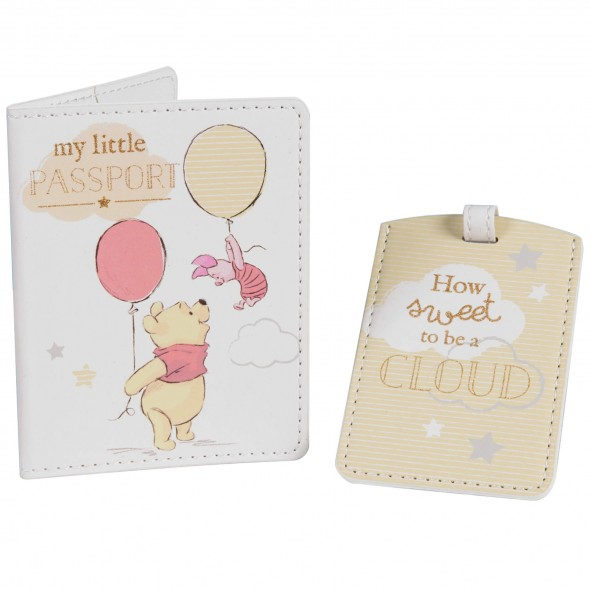 Disney Magical Beginnings - Set prima calatorie a bebelusului Winnie