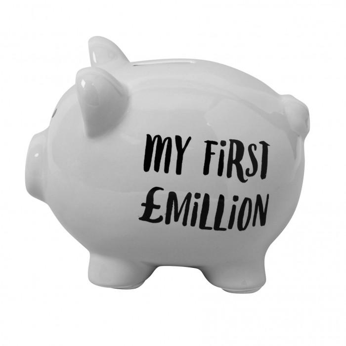 Pusculita din ceramica My First Milion