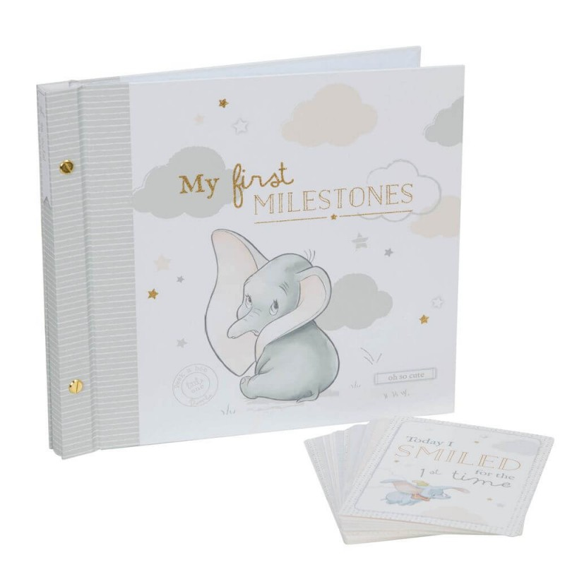 Set album si cartonase primele momente Disney Magical Beginings krbaby.ro