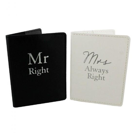 Amore - Set cadou 2 coperti pentru pasaport