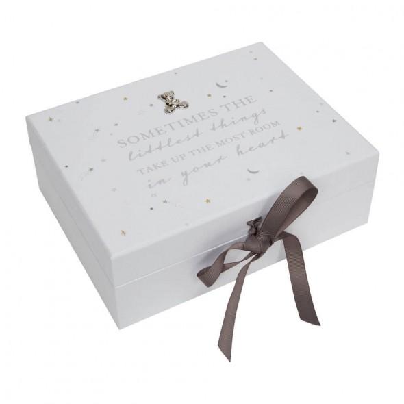 Bambino by Juliana - Cutie cu sertare pentru pastrarea amintirilor