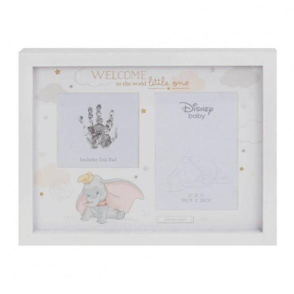 Disney Magical Beginnings - Rama foto amprenta cerneala manuta sau piciorus Dumbo