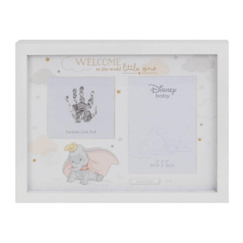Disney Magical Beginnings - Rama foto amprenta cerneala manuta sau piciorus Dumbo krbaby.ro