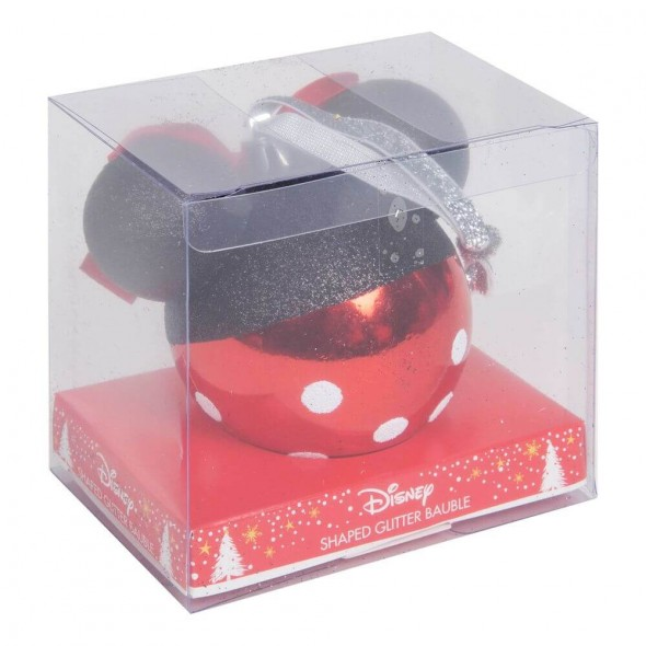Glob de Craciun Minnie Mouse