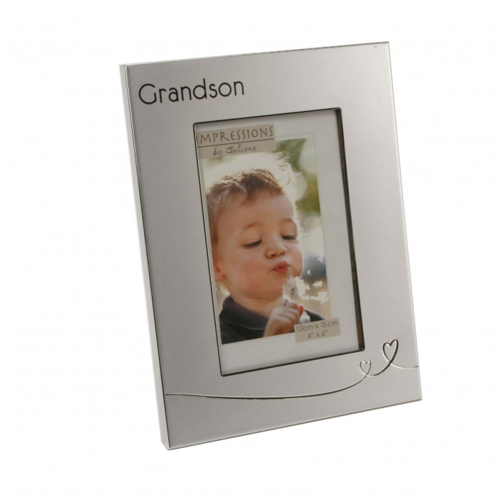 Juliana - Rama foto argintata Grandson