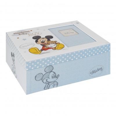 Disney Baby - Cutie amintiri cu poza Mickey Mouse